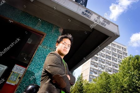 Editorial image of Tetsuya Ishikawa in Notting Hill Gate, London, Britain - 05 Sep 2009