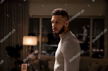 Stock Photo of Sarunas J. Jackson as Alejandro 'Dro' Pena