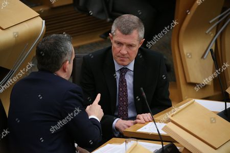 Scottish Parliament First Minister's Questions - Alex Cole-Hamilton and Willie Rennie, Leader of the Scottish Liberal Democrats