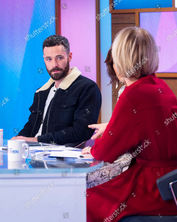 Sean Ward and Jane Moore