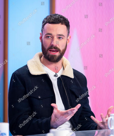 Stock Picture of Sean Ward