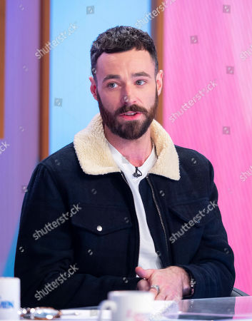 Stock Image of Sean Ward
