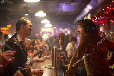 James Franco as Vincent Martino/Frankie Martino and Chris Coy as Paul Hendrickson