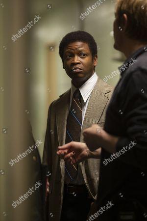 Lawrence Gilliard Jr as Chris Alston