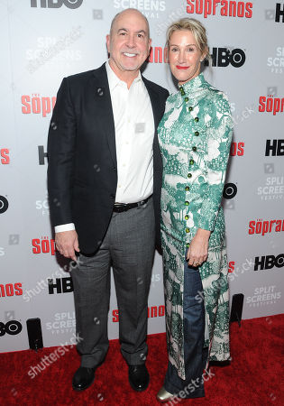 Editorial picture of 'Woke Up This Morning: The Sopranos 20th Anniversary Celebration', New York, USA - 09 Jan 2019