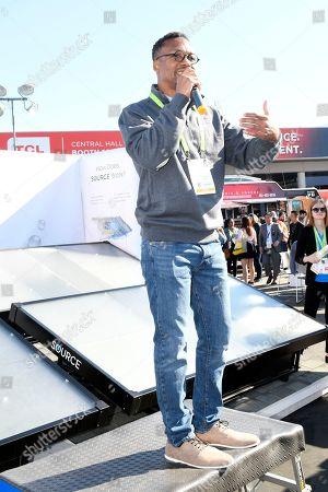 Editorial image of Consumer Electronics Show, Day 3, Las Vegas, USA - 10 Jan 2019