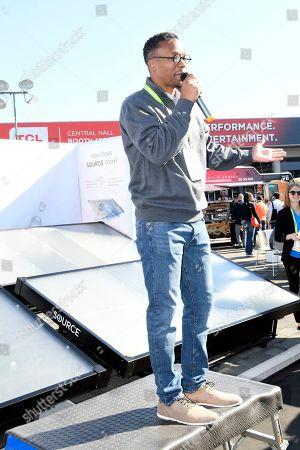 Editorial photo of Consumer Electronics Show, Day 3, Las Vegas, USA - 10 Jan 2019