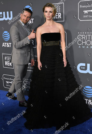 Editorial photo of 24th Annual Critics' Choice Awards, Arrivals, Barker Hanger, Los Angeles, USA - 13 Jan 2019
