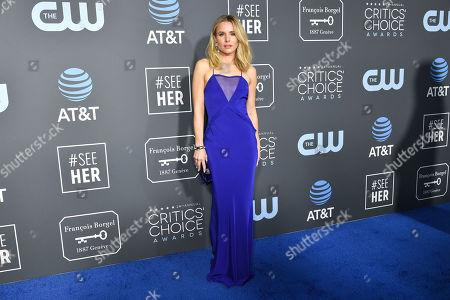 Stock Image of Kristen Bell