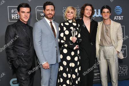 Editorial picture of 24th Annual Critics' Choice Awards, Press Room, Barker Hanger, Los Angeles, USA - 13 Jan 2019