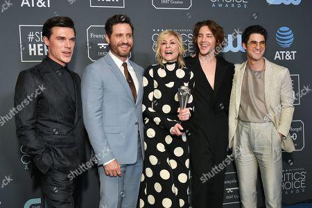 Editorial image of 24th Annual Critics' Choice Awards, Press Room, Barker Hanger, Los Angeles, USA - 13 Jan 2019