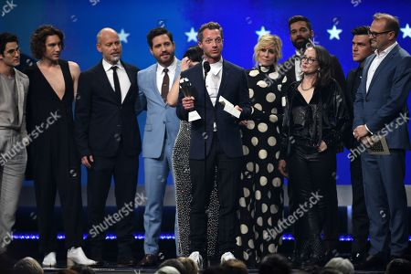 Editorial photo of 24th Annual Critics' Choice Awards, Show, Barker Hanger, Los Angeles, USA - 13 Jan 2019