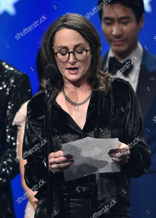 Nina Jacobson - Best Comedy - 'Crazy Rich Asians'