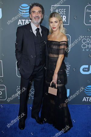Editorial picture of 24th Annual Critics' Choice Awards, Arrivals, Barker Hanger, Los Angeles, USA - 13 Jan 2019