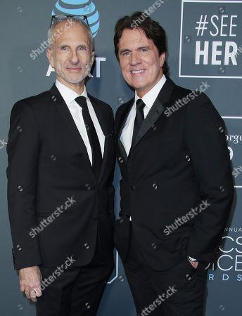 Rob Marshall and John DeLuca