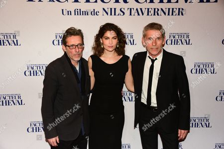 Nils Tavernier, Laetitia Casta, Jacques Gamblin