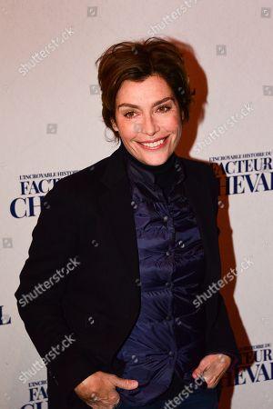 Daphne Roulier. Avant premiere du film ' L Incroyable Historie Du Facteur Cheval '. 10/01/2019-Paris, FRANCE.//BENHAMOU_LBH_3863/Credit:LAURENT BENHAMOU/SIPA/1901110049