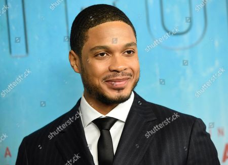 Stock Picture of Ray Fisher