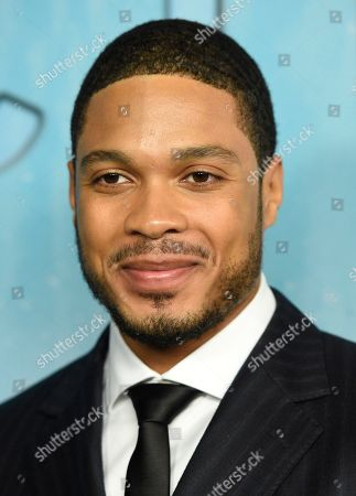 Stock Photo of Ray Fisher