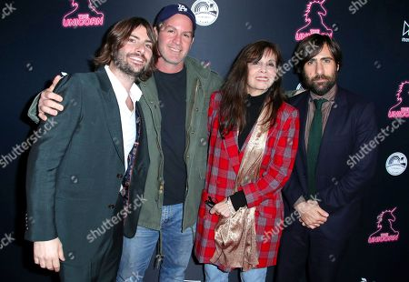Editorial image of 'The Unicorn' film premiere, Arrivals, Los Angeles, USA - 10 Jan 2019