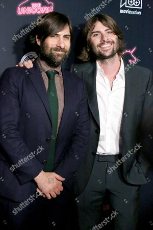 Jason Schwartzman and Robert Schwartzman