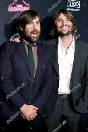 Editorial picture of 'The Unicorn' film premiere, Arrivals, Los Angeles, USA - 10 Jan 2019