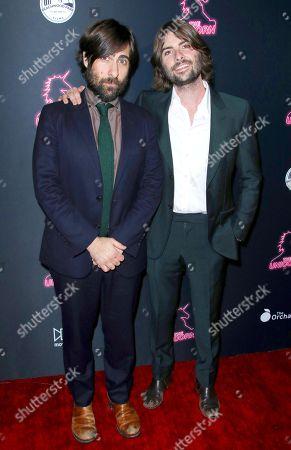 Editorial photo of 'The Unicorn' film premiere, Arrivals, Los Angeles, USA - 10 Jan 2019