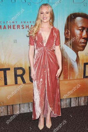 Editorial picture of 'True Detective' TV Show premiere, Arrivals, Los Angeles, USA - 10 Jan 2019