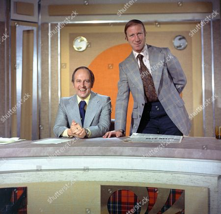'World Cup 74'   TV Brian Moore and Jack Charlton