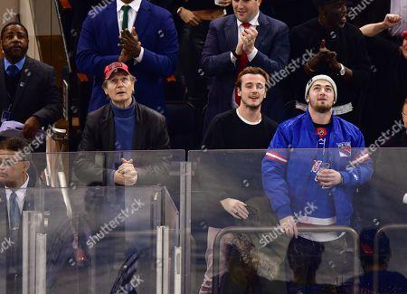 Liam Neeson, Micheal Richardson and Daniel Neeson