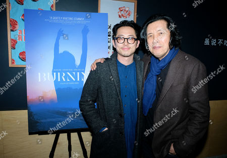 Steven Yeun, Chang-dong Lee
