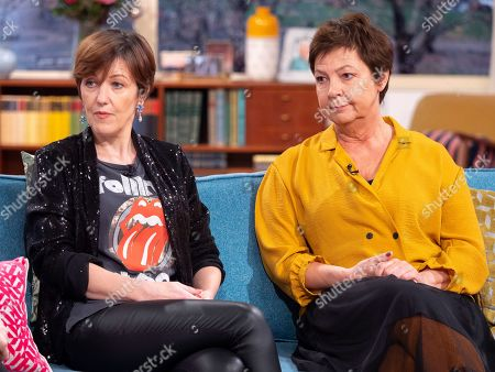 Kacey Ainsworth and Tessa Peake-Jones