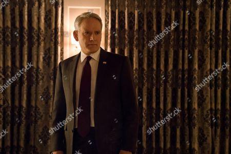 Campbell Scott as Mark Usher