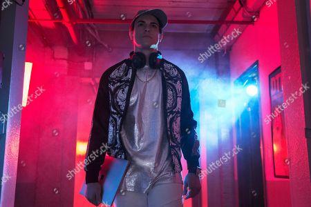 Derek Klena as DJ Fingablast