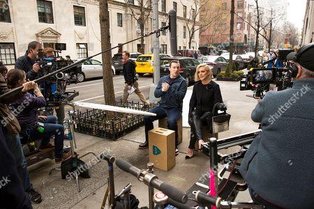 Mike Carlsen as Mikey Politano and Jane Krakowski as Jacquelin White