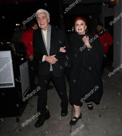 Tom Troupe and Carole Cook