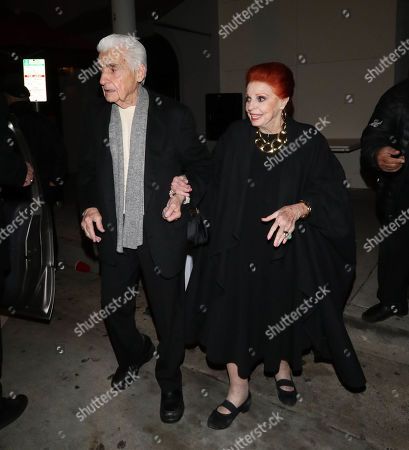 Stock Image of Tom Troupe and Carole Cook