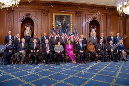 Editorial image of Pelosi House Committee Chairs, Washington, USA - 11 Jan 2019