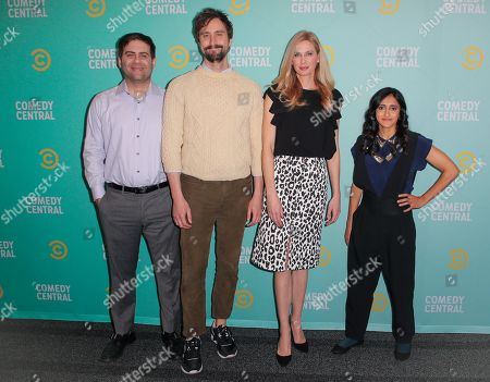Jake Weisman, Matt Ingebretson, Aparna Nancherla, Anne Dudek - Corporate
