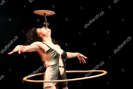 Heather Holliday performs at the 'Bread & Circus - World Buskers Festival Christchurch, New Zealand, Jan. 11, 2019.