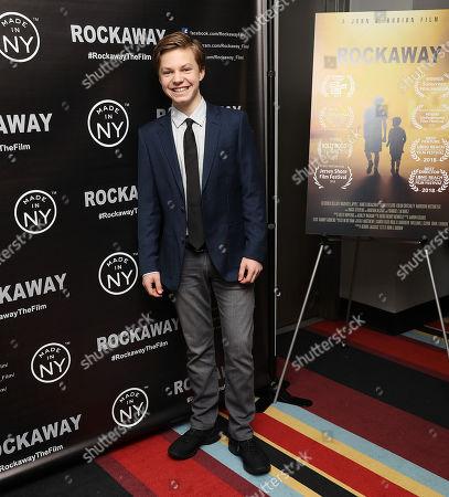 Editorial image of NY Special Screening of 'Rockaway', New York, USA - 11 Jan 2019