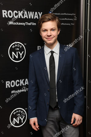Editorial photo of NY Special Screening of 'Rockaway', New York, USA - 11 Jan 2019