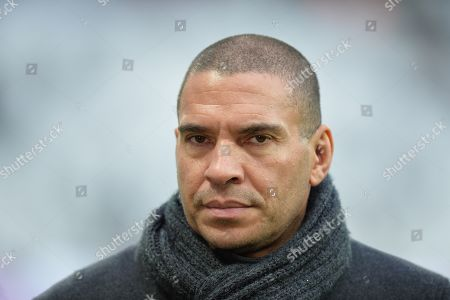 Stan Collymore during West Ham United vs Arsenal, Premier League Football at The London Stadium on 12th January 2019