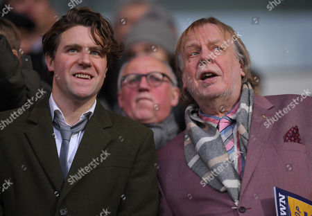 Stock Picture of Musician and Ipswich Town fan Rick Wakeman