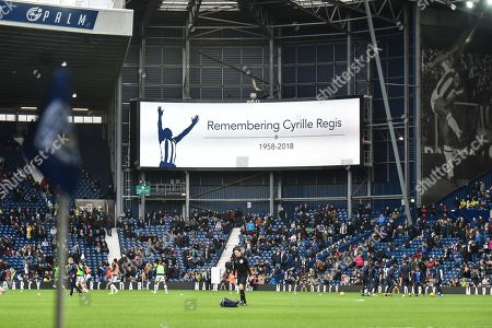 Editorial photo of West Bromwich Albion v Norwich City, EFL Sky Bet Championship - 12 Jan 2019