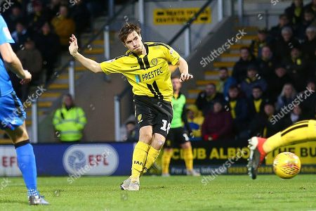 Editorial photo of Burton Albion v Gillingham, EFL Sky Bet League 1 - 12 Jan 2019