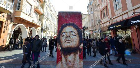 Editorial photo of European Capital Culture, Plovdiv, Bulgaria - 12 Jan 2019