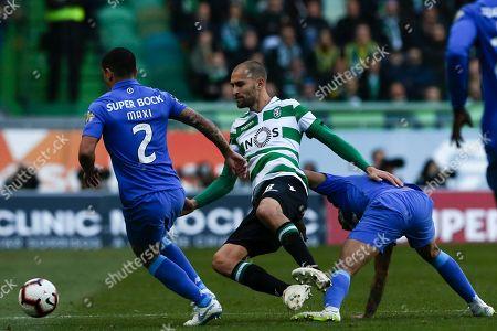 Editorial photo of Sporting vs FC Porto, Lisbon, Portugal - 12 Jan 2019