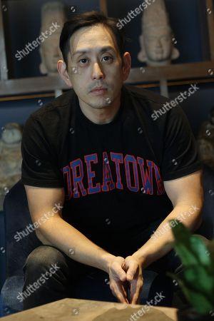 Stock Photo of Joe Hahn