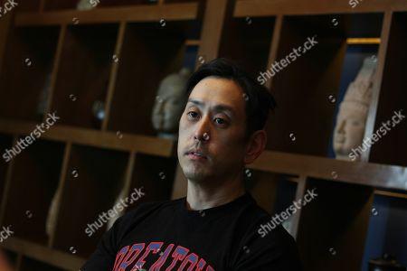 Stock Picture of Joe Hahn